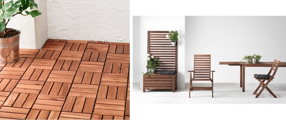 am nagement du balcon scrap cie scrap home d co et diy by psine. Black Bedroom Furniture Sets. Home Design Ideas